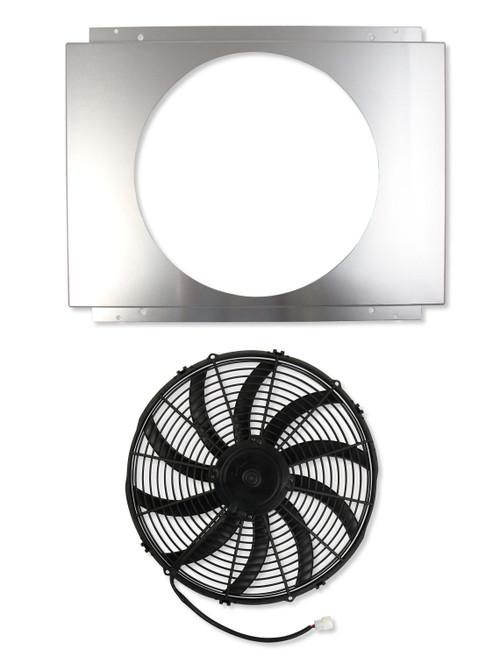 FB500H Frostbite Fan/Shroud  1x16 fan fits FB168, FB169, FB170, and FB310