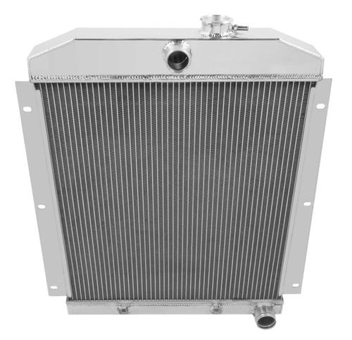 FB100 Frostbite Aluminum Radiator 2-Row, 1947-1954 Chevy P/U