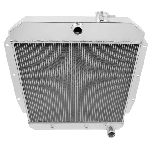 FB111 Frostbite Aluminum Radiator 1955-1959 Chevrolet pickup (4-Row)