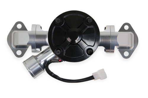 22-110 Frostbite Billet 40gpm Electric Water Pump for Small Block Chevy