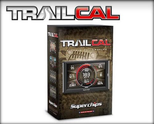 41051 Superchips TrailCal 2015-2018 Jeep Wrangler