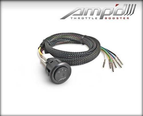 3545-A Superchips Amp'D Throttle Booster Kit+ Flashcal 2008-2017 Dodge/RAM