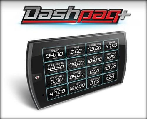 10601 Superchips Dashpaq+ 1996-2019 Ford Vehicles - Gas