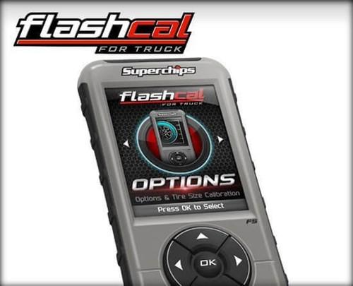 2545-A Superchips Amp'D Throttle Booster Kit w/ Power Switch + Flashcal 07-18