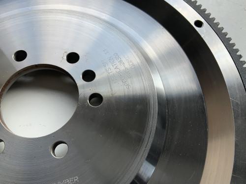 Hays Billet Steel Flywheels 10-125 168-Tooth, 25 lb BBC Big Block Chevy