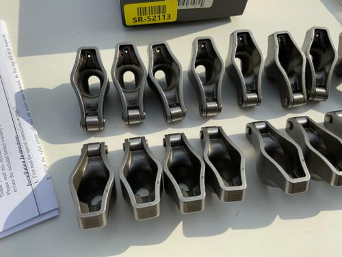 1431-16 - COMP Cams Magnum Steel Roller Tip Rocker Arms Ford 302 351W 68-95