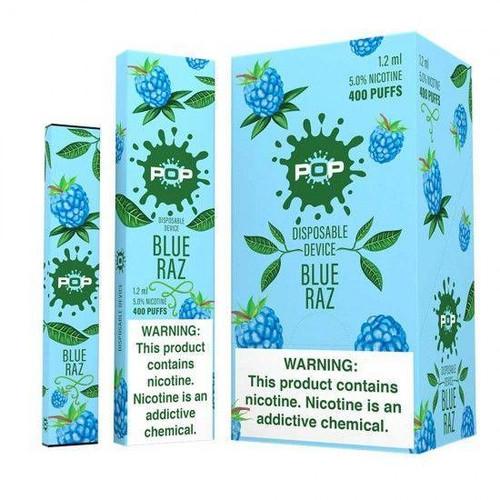 Pop Disposable - Blue Raz -