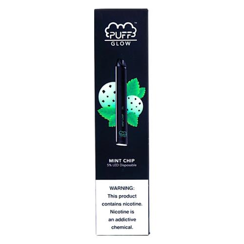 Puff Bar Glow - Mint Chip