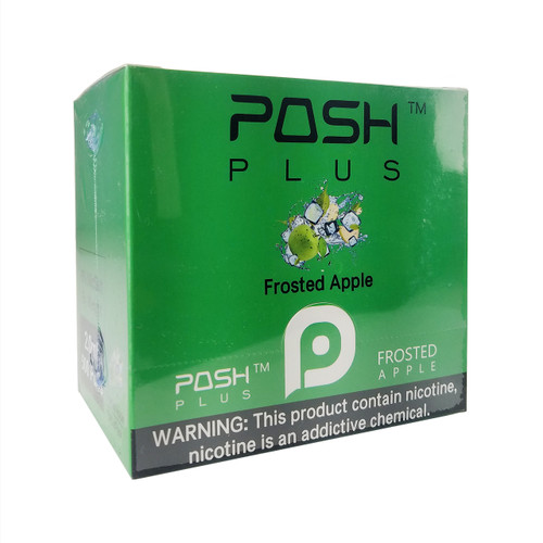 Posh Disposable - Frosted Apple