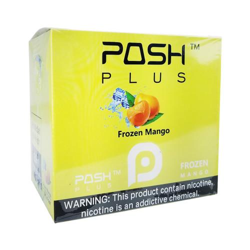 Posh Disposable -Frozen Mango