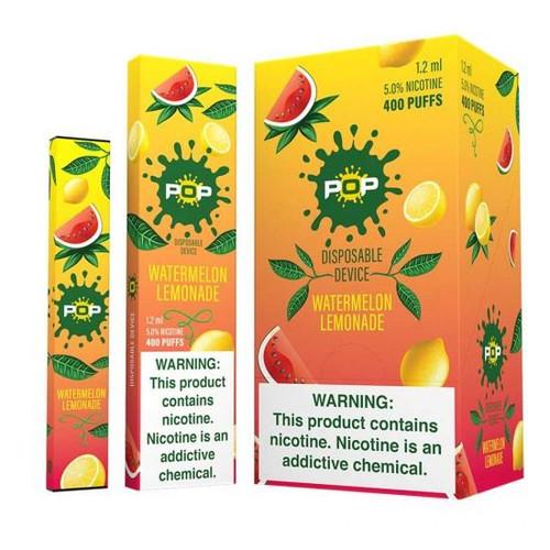 Pop Disposable - Watermelon Lemonade