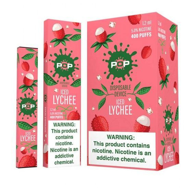 Pop Disposable - Iced Lychee
