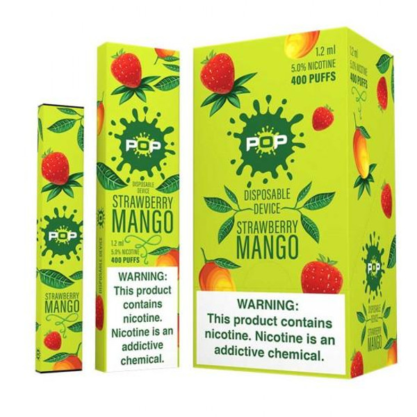 Pop Disposable - Strawberry Mango