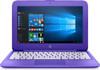 "HP Stream Laptop 11-ah120nr - Intel Celeron, 4GB RAM, 32GB SSD, 11.6"" Display Windows 10S, Purple"