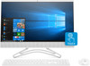 "HP All-in-One 24-f0046 - 23.8"" Touch, AMD A9 - 3.10GHz, 8GB RAM, 1TB HD, White"