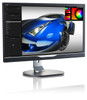 "Philips Brilliance 288P6LJEB/27 - 71.1 cm (28"") 4K Ultra HD LCD Black Computer Monitor"
