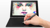 "Lenovo Yoga Book 2-in-1 Notebook - 10.1"" Touch, Intel Atom, 4GB RAM, 64GB SSD, Android, Black"