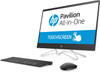 "HP All-in-One 24-f0031 - 23.8"" Touch, AMD A9 - 3.10GHz, 8GB RAM, 1TB HDD, Black"