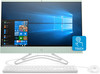 "HP All-in-One 24-f0027SM - Intel Pentium, 8GB RAM, 1TB HDD, 23.8"" Touchscreen, Serenity Mint"