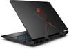 "HP Omen 15-DC0030CA Gaming Laptop – 15.6"" 144Hz Display, Intel Core i7 - 2.20GHz, 16GB RAM, 1TB HDD+ 256GB SSD, Geforce GTX 1060 6GB, Windows 10, Black"