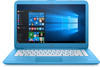 "HP Stream Laptop 14-cb111wm - 14"" Display, Intel N4000, 4GB RAM, 32GB SSD, Office 365 1 Yr, Windows S,Blue"