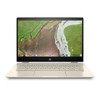 "HP Chromebook x360 14-da0012dx - 14"" Touchscreen, Intel i3, 8GB RAM, 64GB SSD, White with Gold"