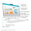 "HP All-in-One - 24-df0056 - 23.8"" Touch-Screen, Intel i5, 8GB RAM, 256GB SSD, Windows 10"