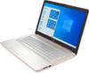 """HP Laptop 15-da0020ds - 15.6"""" Touch-Screen, Intel Pentium, 8GB RAM, 256GB SSD, Windows 10, Rose"""