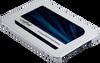 """Crucial 500GB MX500 2.5"""" SATA 6Gb s SSD Solid State Drive - CT500MX500SSD1"""