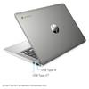 "HP Chromebook 14a-na0642cl - 14"" Display, Intel Celeron, 4GB RAM, 32GB eMMC"