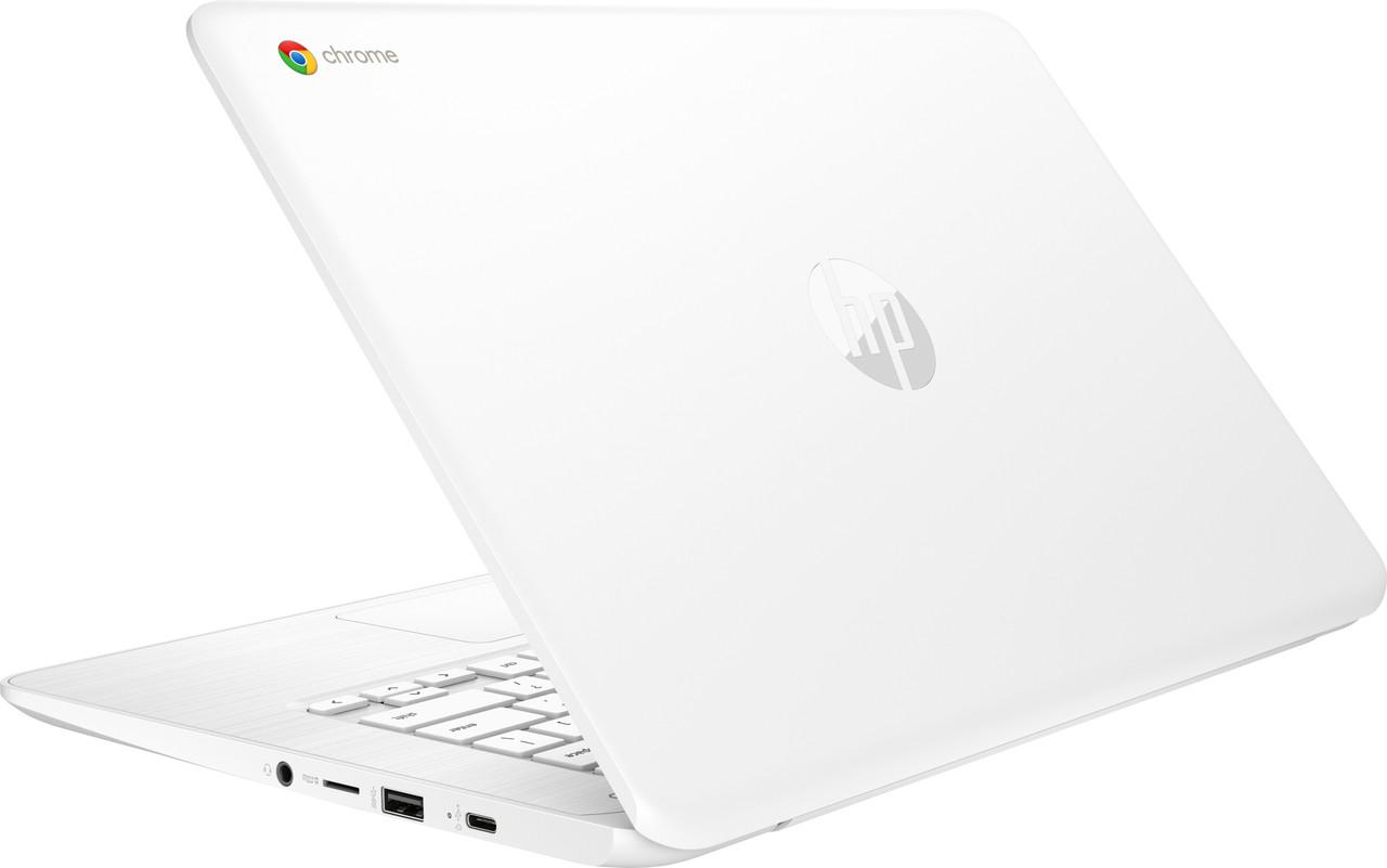 HP Chromebook 14-ca060nr - Intel Celeron, 4GB RAM, 32GB SSD, 14