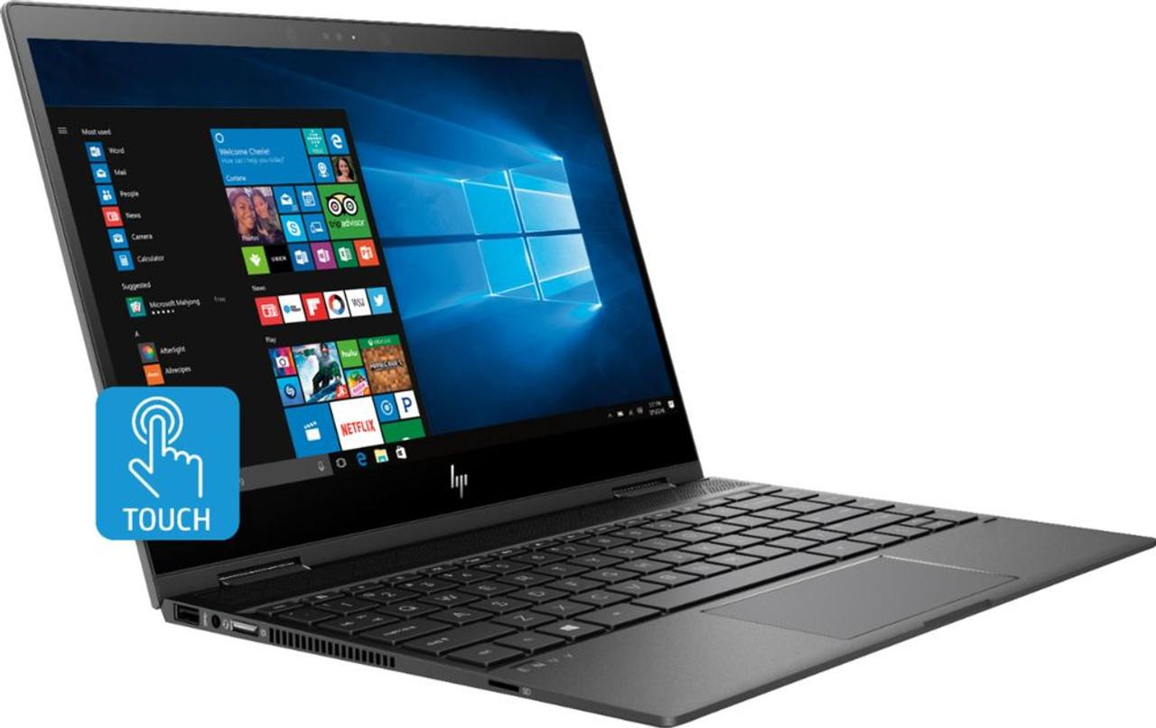 HP ENVY x360 13m-ag0002dx - AMD Ryzen 7 - 2 20GHz, 8GB RAM, 256GB SSD,  13 3