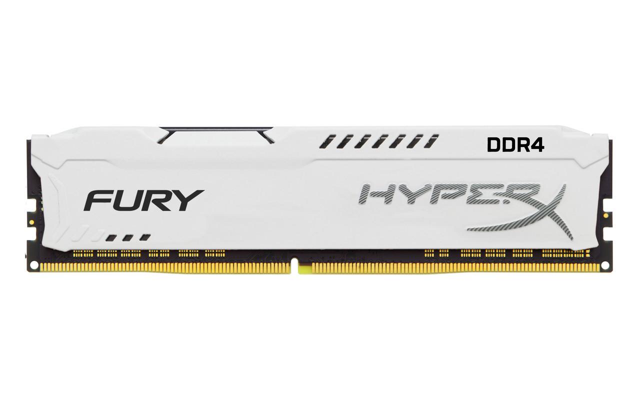 Kingston HyperX FURY White 8GB DDR4 2933 MHz Memory Module