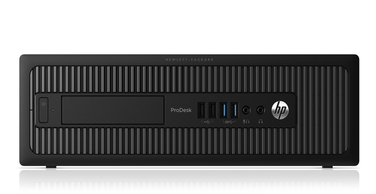 HP Prodesk 600 G1 Sff - Intel i5 - 3 20GHz, 8GB RAM, 250GB HDD, Windows 10  Pro