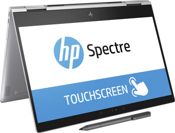 "HP Spectre X360 13-AE012DX - Intel Core i7 – 1.80GHz, 16GB RAM, 512GB SSD, 13.3"" Touchscreen"