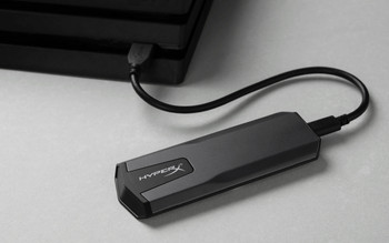 Kingston HyperX Savage EXO 480GB Black External Solid State Drive