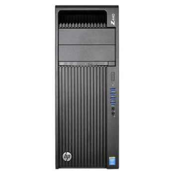HP Z440 Business Workstation – Intel Xeon E5– 2.80GHz, 8GB RAM, 500GB HDD, Windows 10 Pro 64