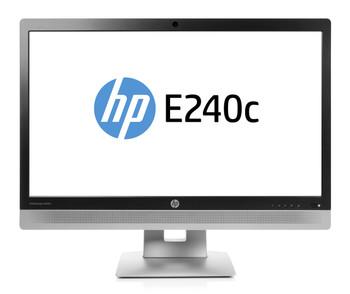 "HP EliteDisplay E240c - 60.5 cm (23.8"") Full HD LED Computer Monitor"