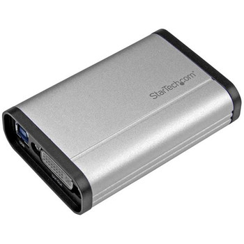 Startech Record Dvi Video To Your Computer, And Embed A 3.5mm Audio Source, At 1080p 60fp