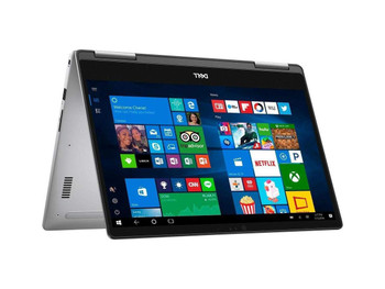 "Dell Inspiron 13-7373 – 13.3"" 2 in 1 Touch, Intel i7 – 8550U, 8GB RAM, 256GB SSD, Gray"