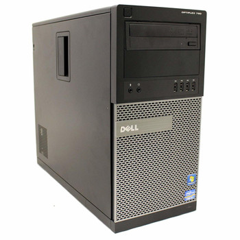 Dell Optiplex 790 Desktop - Intel i3 - 3.30GHz, 8GB RAM, 120GB SSD, Windows 10 Pro