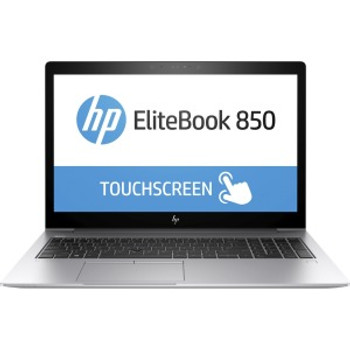 "HP EliteBook 850 G5 Notebook | Intel i5 - 2.50GHz, 4GB RAM, 128GB SSD, 15.6"" Touchscreen, Windows 10 Pro"