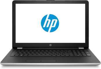 "HP Laptop 15-da0006ds - Intel Celeron, 4GB RAM, 1TB HDD, 15.6"" Display, Silver"