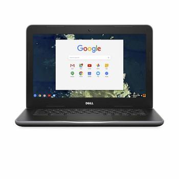 "Dell Chromebook 13 3380 - Intel Celeron, 4GB RAM, 32GB SSD, 13.3"" Display"