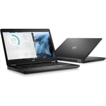 "Dell Latitude 5480 Notebook - Intel i5 - 2.60GHz, 8GB RAM, 256GB SSD, 14"" Display, Windows 10 Pro"