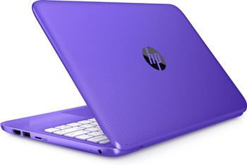 "HP Stream Laptop 11-ah120nr - Intel Celeron, 4GB RAM, 32GB SSD, 11.6"" Display Windows 10S, Purple"