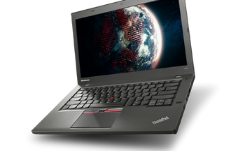 "Lenovo ThinkPad T450 Ultrabook - Inte i5 - 2.30GHz, 8GB RAM, 320GB SSD, 14"" Display, Windows 10 Pro"
