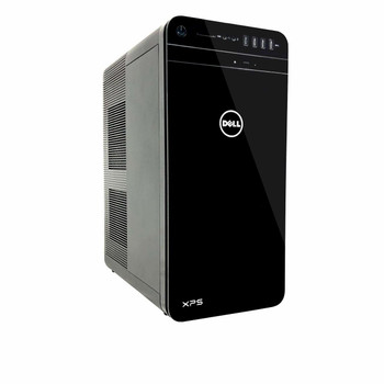 Dell XPS 8920 Tower PC - Intel Core i7 – 3.60GHz, 16GB RAM, 2TB HDD + 16GB Optane, Radeon RX580 8GB