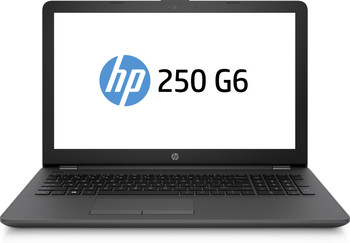 "HP 250 G6 Notebook – Intel i5 – 2.5GHz, 8GB RAM, 256GB SSD, 15.6"" Display, Windows 10 Pro"