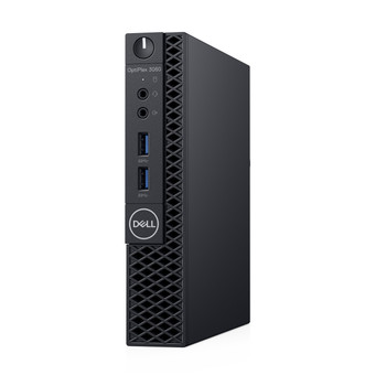 Dell Optiplex 3060 Micro | Intel Core i5 – 2.10GHz, 8GB RAM, 128GB SSD, Windows 10 Pro